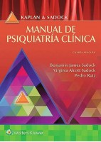 E-BOOK KAPLAN Y SADOCK MANUAL DE PSIQUIATRIA CLINICA
