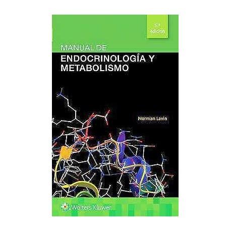 E-BOOK MANUAL DE ENDOCRINOLOGIA Y METABOLISMO