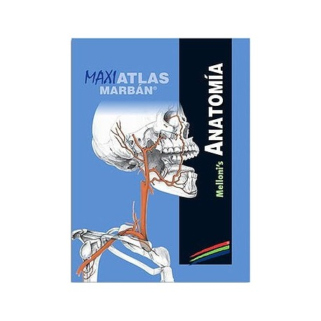 MAXI ATLAS 15 MELLONI'S ANATOMIA
