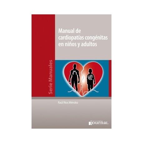 E-BOOK MANUAL DE CARDIOPATIAS CONGENITAS EN NIÑOS Y ADULTOS