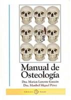 MANUAL DE OSTEOLOGIA + CD