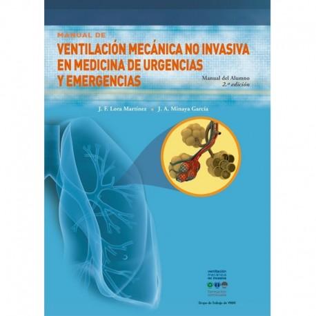 MANUAL DE VENTILACION MECANICA NO INVASIVA EN MEDICINA DE URGENCIAS Y EMERGENCIAS