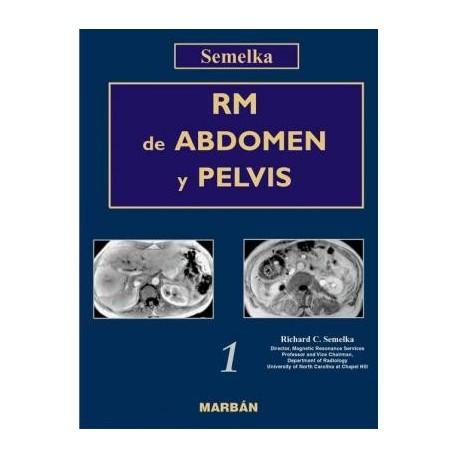 RM DE ABDOMEN Y PELVIS (2 VOL.)