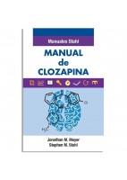 MANUALES STAHL. MANUAL DE CLOZAPINA