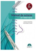MANUAL DE SUTURAS EN VETERINARIA + EBOOK