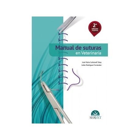 MANUAL DE SUTURAS EN VETERINARIA + EBOOK