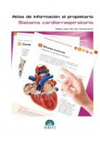 ATLAS DE INFORMACION AL PROPIETARIO. SISTEMA CARDIORRESPIRATORIO + EBOOK