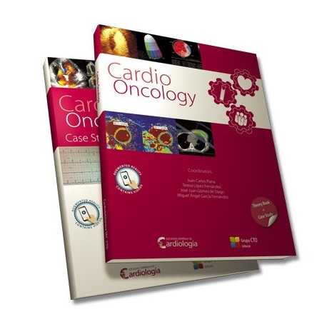 CARDIO ONCOLOGY+ CARDIO ONCOLOGY CASE STUDY (2 VOLS.)