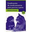 DOSIFICACION DE MEDICAMENTOS PARA PERROS Y GATOS
