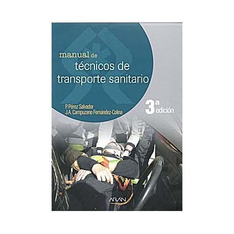 MANUAL DE TECNICOS DE TRANSPORTE SANITARIO