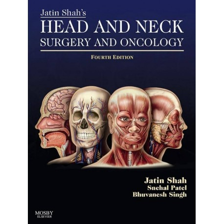 JATIN SHAH'S HEAD AND NECK SURGERY AND ONCOLOGY (ONLINE AND PRINT)