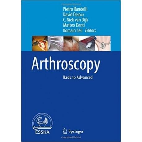 ARTHROSCOPY. BASIC TO ADVANCED