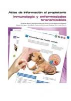 ATLAS DE INFORMACION AL PROPIETARIO. INMUNOLOGIA Y ENFERMEDADES TRANSMISIBLES