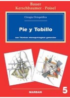 CIRUGIA ORTOPEDICA 5 PIE Y TOBILLO