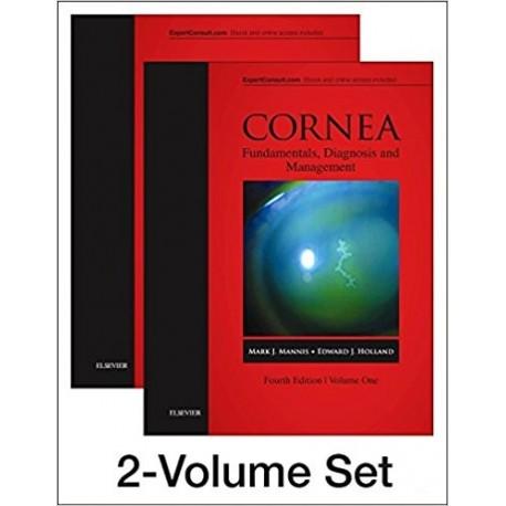 CORNEA (2 VOL.) ONLINE AND PRINT