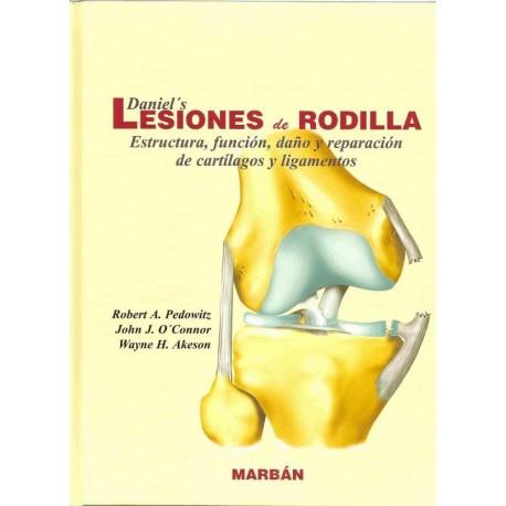 DANIEL.S LESIONES DE RODILLA