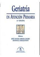GERIATRIA EN ATENCION PRIMARIA