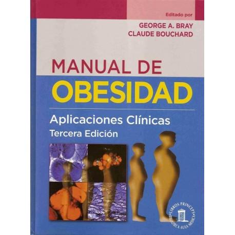 MANUAL DE OBESIDAD. APLICACIONES CLINICAS