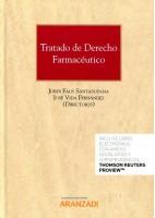 TRATADO DE DERECHO FARMACEUTICO. DUO (PAPEL + EBOOK)