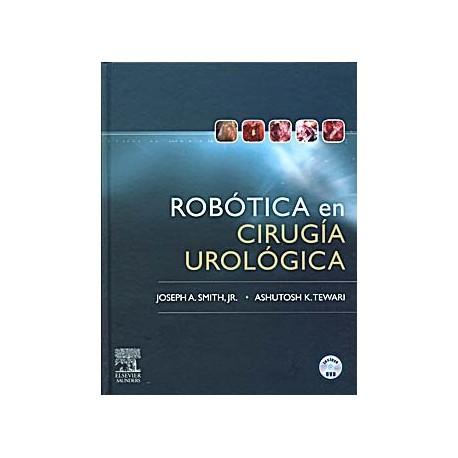 ROBOTICA EN CIRUGIA UROLOGICA + DVD-ROM