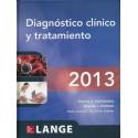DIAGNOSTICO CLINICO Y TRATAMIENTO 2013. LANGE