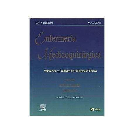 ENFERMERIA MEDICOQUIRURGICA. VALORACION Y CUIDADOS DE PROBLEMAS CRITICOS, 2 VOLS.