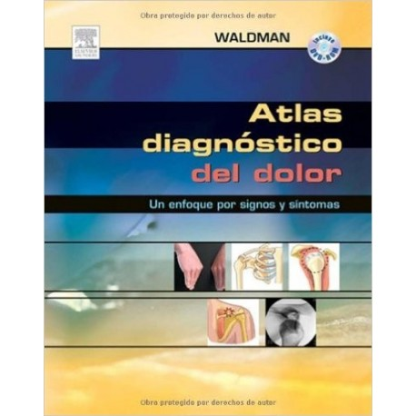 ATLAS DIAGNOSTICO DEL DOLOR + CD
