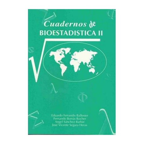 CUADERNOS DE BIOESTADISTICA (VOL.2)