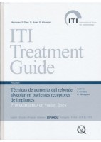 ITI TREATMENT GUIDE, VOL. 7: TECNICAS DE AUMENTO DEL REBORDE ALVEOLAR EN PACIENTES RECEPTORES DE IMPLANTES