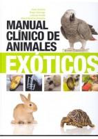 MANUAL CLINICO DE ANIMALES EXOTICOS