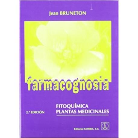 FARMACOGNOSIA FITOQUIMICA PLANTAS MEDICINALES
