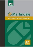 MARTINDALE THE COMPLETE DRUG REFERENCE (2 VOL.)
