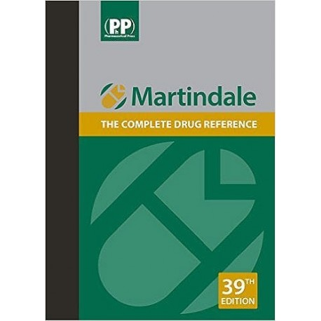 MARTINDALE THE COMPLETE DRUG REFERENCE (2 VOL.)