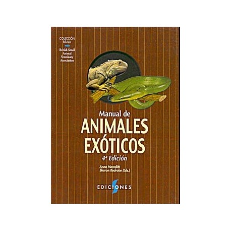 MANUAL DE ANIMALES EXOTICOS