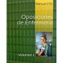 MANUAL CTO: OPOSICIONES DE ENFERMERIA (2 VOLS.)