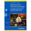HISTORIA DE LA PSICOFARMACOLOGIA (TOMO 3)