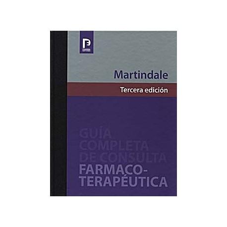 MARTINDALE GUIA COMPLETA DE CONSULTA FARMACO-TERAPEUTICA