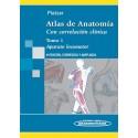 ATLAS DE ANATOMIA CON CORRELACION CLINICA (VOL.1) APARATO LOCOMOTOR