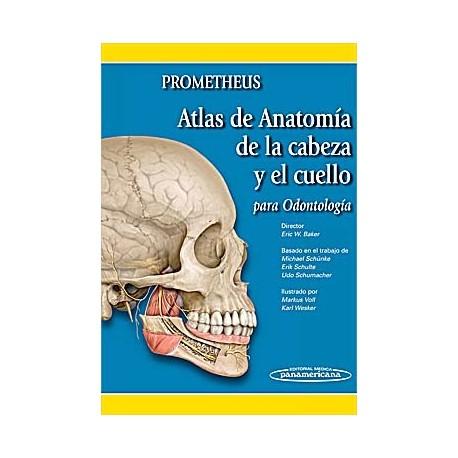 ATLAS DE ANATOMIA DE LA CABEZA Y EL CUELLO PARA ODONTOLOGIA