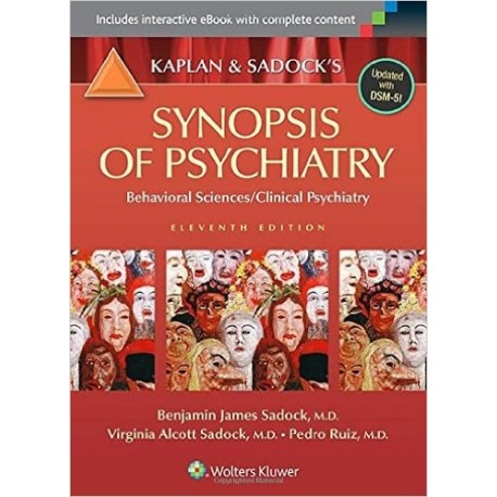 KAPLAN AND SADOCK.S SYNOPSIS OF PSYCHIATRY