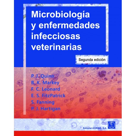 MICROBIOLOGIA Y ENFERMEDADES INFECCIOSAS VETERINARIAS