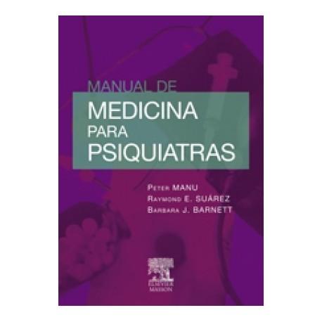 MANUAL DE MEDICINA PARA PSIQUIATRAS