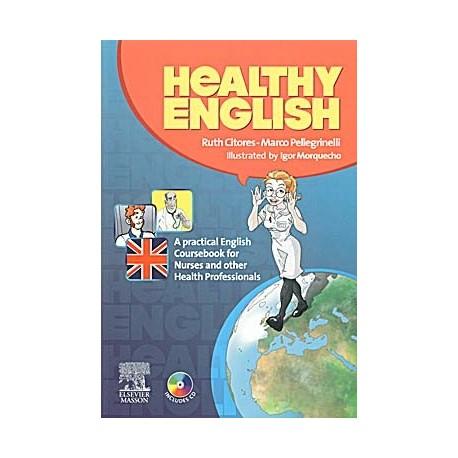 HEALTHY ENGLISH + CD-ROM CON LISTENING