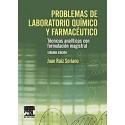 PROBLEMAS DE LABORATORIO QUIMICO Y FARMACEUTICO