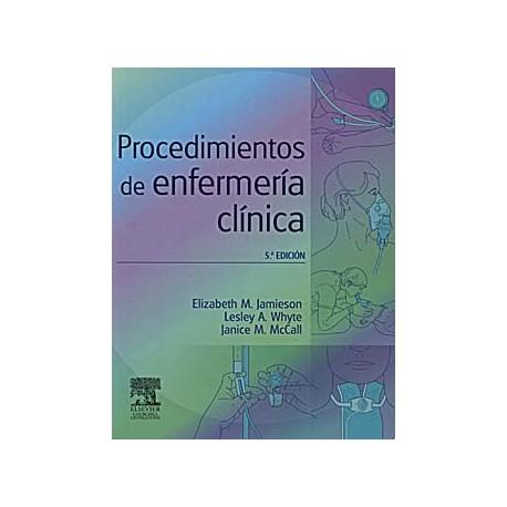 PROCEDIMIENTOS DE ENFERMERIA CLINICA