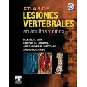 ATLAS DE LESIONES VERTEBRALES EN ADULTOS Y NIÑOS + CD-ROM