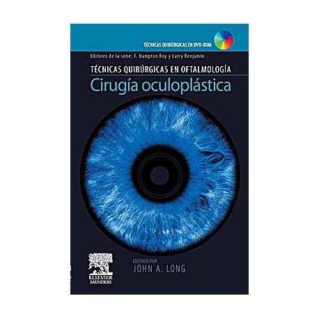 CIRUGIA OCULOPLASTICA + DVD-ROM