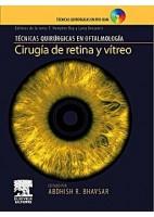 CIRUGIA DE RETINA Y VITREO + DVD-ROM (TECNICAS QUIRURGICAS EN OFTALMOLOGIA)