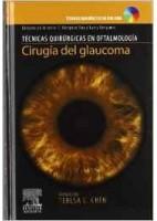 CIRUGIA DEL GLAUCOMA + DVD-ROM (TECNICAS QUIRURGICAS EN OFTALMOLOGIA)