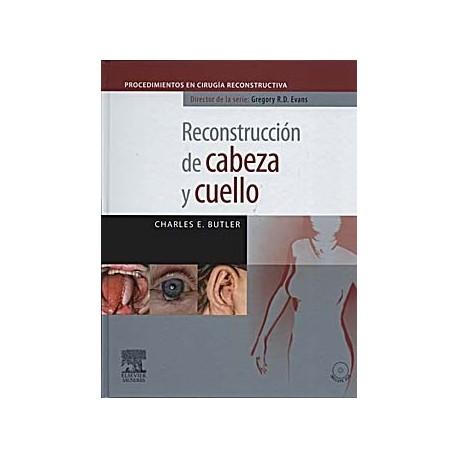 RECONSTRUCCION DE CABEZA Y CUELLO + DVD